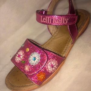 Girls Lelli Kelly sandals